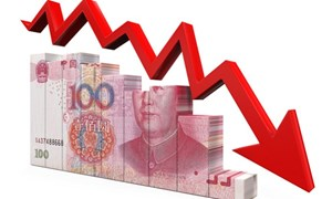 Đồng NDT của Trung Quốc rớt giá mạnh nhất trong một thập kỷ