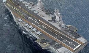 """Nguy cơ """"chết yểu"""" của tàu sân bay kiêm tàu đổ bộ tấn công độc đáo của Nga"""
