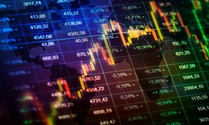 [Infographic] Thị trường cổ phiếu HNX: Giá trị niêm yết toàn thị trường đạt gần 124 nghìn tỷ đồng
