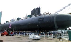 [Video] Bên trong tàu ngầm tấn công tuyệt mật của hải quân Mỹ