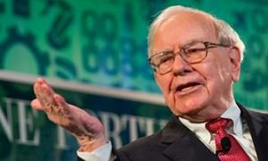 [Infographic] 10 cổ phiếu lớn nhất đang được Warrent Buffett nắm giữ