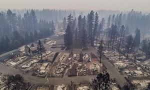 [Infographic] Những con số thiệt hại nặng nề do thảm họa cháy rừng ở California
