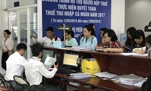 Cục Thuế Thành phố Hồ Chí Minh: Nhiều sắc thuế có số thu tăng cao