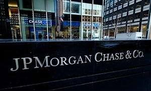 Lợi nhuận JPMorgan và Wells Fargo tăng mạnh