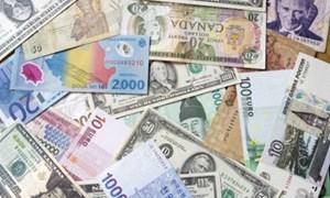Thông tin điều hành lãi suất của Ngân hàng Trung ương các nước tuần từ 26 - 30/8
