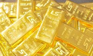 Vàng rớt thảm 33 USD/oz trước kỳ vọng Fed rút QE