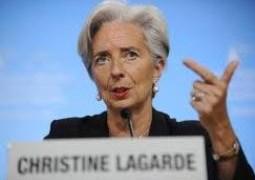 Tổng giám đốcQuỹ tiền tệ quốc tế: Kinh tế toàn cầu sẽ tiếp tục tăng trưởng chậm