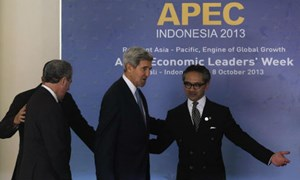 """Ngoại trưởng Kerry: """"Mỹ không bỏ rơi châu Á"""""""