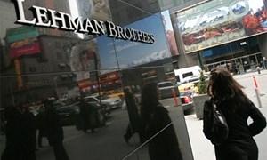 """Nguy cơ Mỹ vỡ nợ và """"bóng ma"""" Lehman Brothers"""
