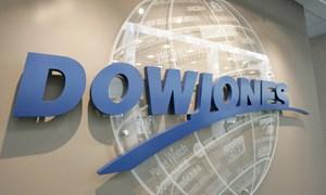 Dow Jones chính thức đóng cửa trên ngưỡng 16,000 lần đầu tiên trong lịch sử