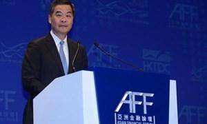 Sự trỗi dậy của Nhân dân tệ qua lời người đứng đầu Hồng Kông