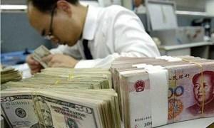 Trung Quốc bán mạnh trái phiếu kho bạc Mỹ