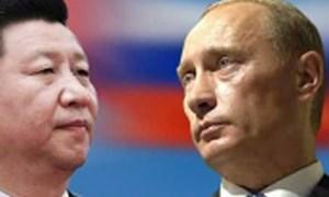 Nhân dân tệ thành tiền tệ dự trữ lớn thứ ba của Nga