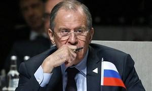 Nga bị loại khỏi G8
