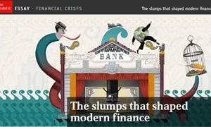 Những cú sốc định hình nền tài chính hiện đại