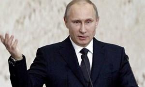 Bao giờ ông Putin buông tay?