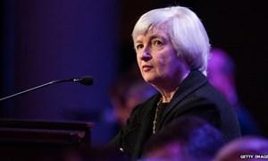 Fed vẫn cắt QE3 xuống 45 tỷ USD dù kinh tế Mỹ đột ngột giảm tốc trong quý I/2014