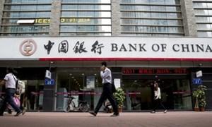 Bank of China dính nghi án rửa tiền