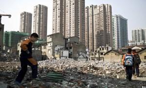Trung Quốc: Đô thị hóa là nợ?