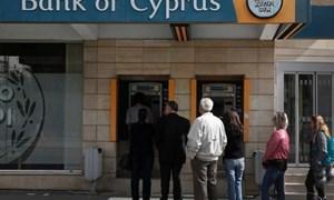 Ngân hàng Cyprus phát hành đợt cổ phiếu trị giá 1 tỷ euro