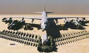 Thị trường vũ khí: Sóng ngầm đã nổi