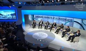 WEF: Kinh tế thế giới trước nguy cơ tăng trưởng chậm lại