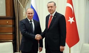 Vì EU lạnh nhạt, Nga rút khỏi dự án Dòng chảy phương Nam