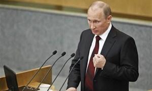 Putin thề trừng trị giới đầu cơ khiến đồng Rúp mất giá