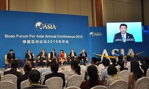 Diễn đàn châu Á Bác Ngao 2015 tiếp tục các phiên đối thoại quan trọng