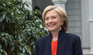 Mỹ sẽ có nữ tổng thống đầu tiên?