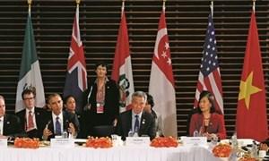 TPP: Nút thắt gần như đã mở