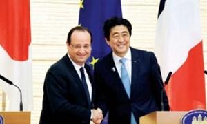 Paris chú tâm chuyển trục sang châu Á