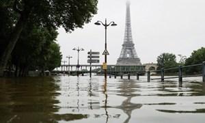Kinh tế Pháp bất yên trước thềm Euro