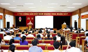 Phú Thọ: Tập huấn nhận dạng dấu hiệu rủi ro cao về thuế