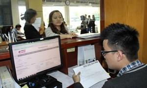 Phân quyền trên ứng dụng quản lý thuế tập trung