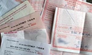 Khởi tố thêm 5 đối tượng trong đường dây mua bán hóa đơn trái phép