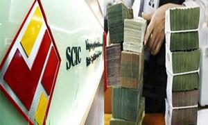 Cổ tức được chia cho phần vốn nhà nước nộp trực tiếp vào ngân sách nhà nước