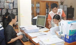 Công bố 12.305 doanh nghiệp rủi ro cao về thuế