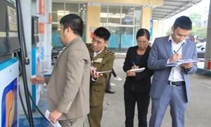 Thái Nguyên: Hoàn thành dán tem xăng dầu trước 4 ngày