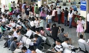 TP. Hồ Chí Minh: Thu nội địa 4 tháng đạt 36,7% dự toán