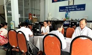 Thành phố Hồ Chí Minh: 11 chi cục thuế thu đạt trên 51% dự toán