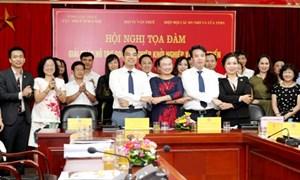 Cục Thuế Hà Nội và đại lý thuế 'bắt tay' hỗ trợ doanh nghiệp
