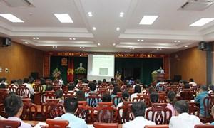 Tập huấn kỹ năng an ninh thông tin cho cán bộ thuế Hòa Bình