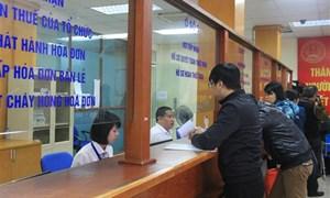 Cục Thuế Hà Nội: Hơn 95% tiền thuế nộp theo phương thức điện tử