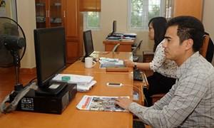 1.344 doanh nghiệp đã kê khai hoàn thuế điện tử