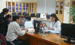 8 tháng, Thuế Hà Nội thu đạt 62,5% dự toán
