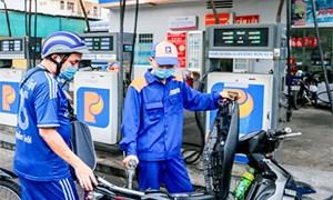 Bà Rịa - Vũng Tàu dán tem công tơ tổng 1.300 trụ bơm xăng dầu