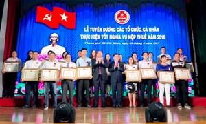 Thành phố Hồ Chí Minh: Thu nội địa 11 tháng tăng hơn 14% so cùng kỳ