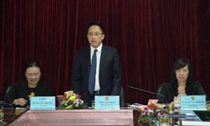 Hà Nội đối thoại với doanh nghiệp làm tư vấn thuế