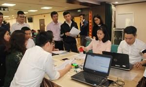 Cục Thuế Hà Nội quyết liệt thu hồi nợ thuế
